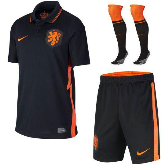 Nike Nederland Uit Tenue 2020-2022 Kids