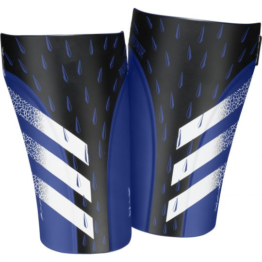 adidas Predator Training Scheenbeschermers Blauw Zwart