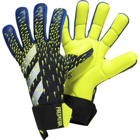 adidas Predator Competition Keepershandschoenen Blauw Wit Zwart