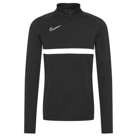 Nike Academy 21 Dri-Fit Trainingstrui Zwart Wit