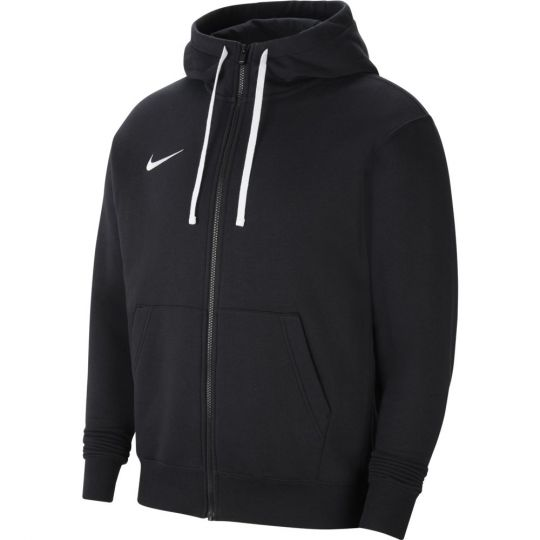 Nike Park 20 Fleece Hoodie FZ Zwart