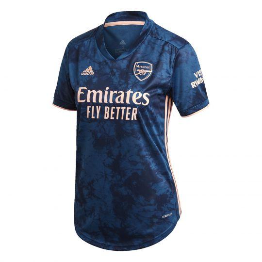 adidas Arsenal Derde Voetbalshirt 2020-2021 Dames
