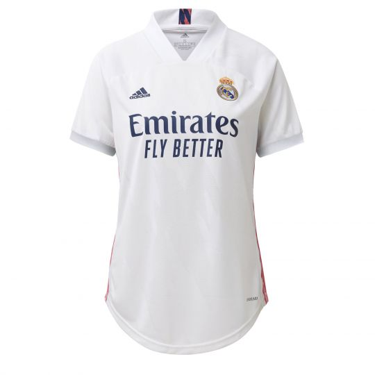 adidas Real Madrid Thuisshirt 2020-2021 Dames