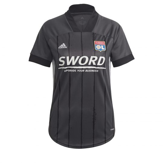 adidas Olympique Lyonnais Uitshirt 2020-2021 Dames