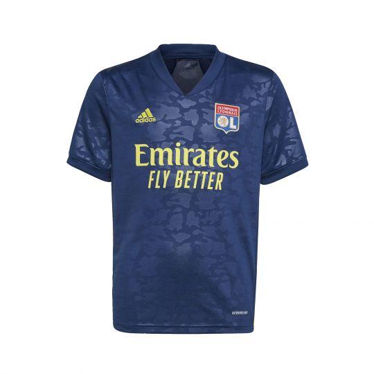 adidas Olympique Lyonnais Derde Shirt 2020-2021 Kids