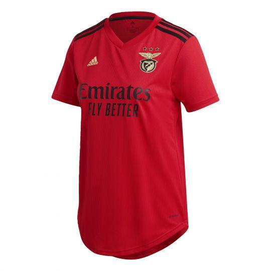 adidas Benfica Thuisshirt 2020-2021 Dames