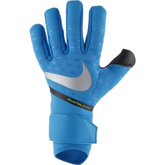 Nike Phantom Shadow Keepershandschoenen Blauw Zwart Zilver
