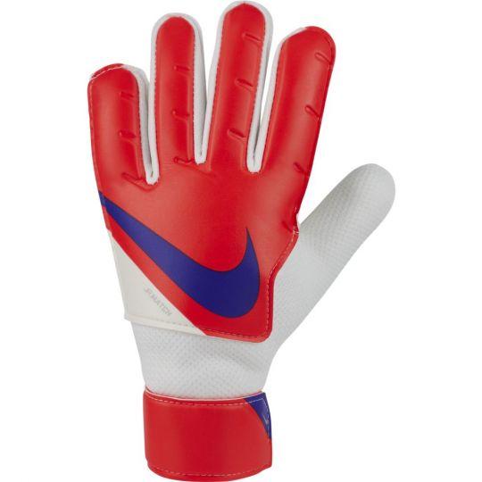 Nike Match Keepershandschoenen Kids Rood Donkerblauw Wit