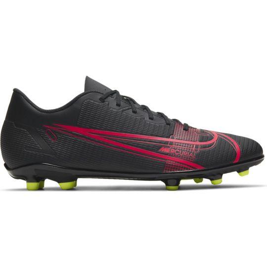Nike Mercurial Vapor 14 Club Gras / Kunstgras Voetbalschoenen (MG) Zwart Geel