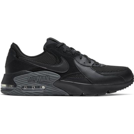 Nike Air Max Excee Sneakers Zwart Wit Donkergrijs