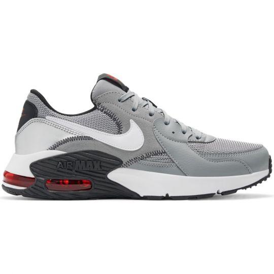 Nike Air Max Excee Sneakers Grijs Wit Zwart Rood