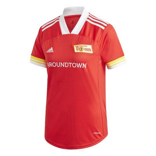 adidas 1. FC Union Berlin Thuisshirt 2020-2021 Dames