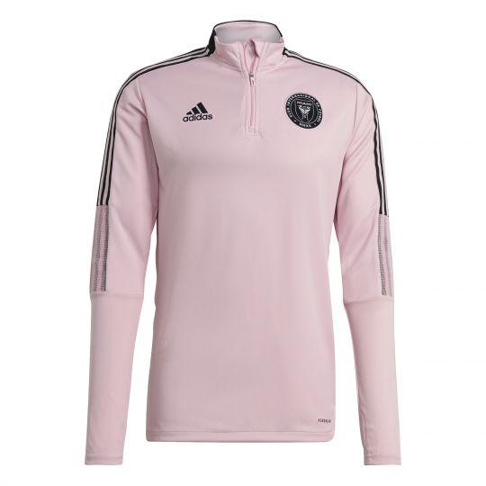 adidas Inter Miami CF Trainingstrui 2021-2022 Roze Zwart