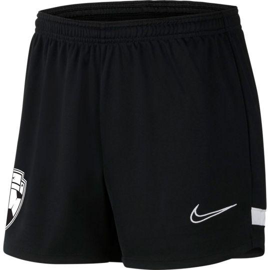 Nike Bankzitters Trainingsbroekje Vrouwen Zwart Wit