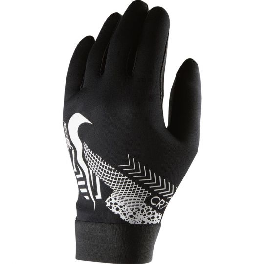 Nike HyperWarm CR7 Handschoenen Kids Zwart Wit