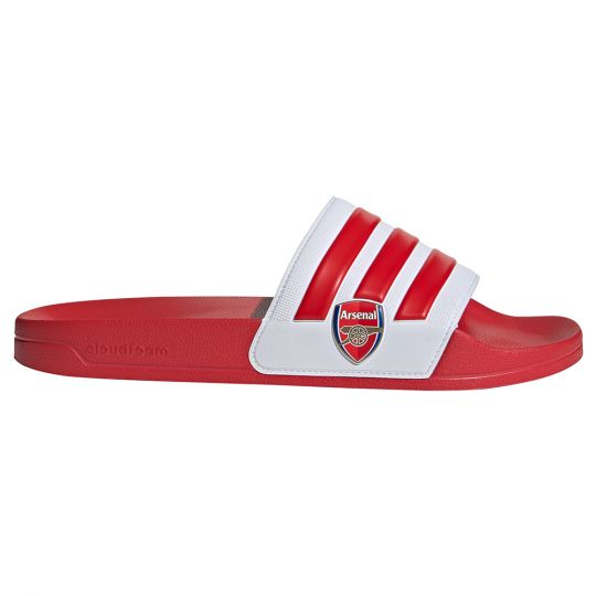 adidas Arsenal Adilette Shower Slippers Rood Wit