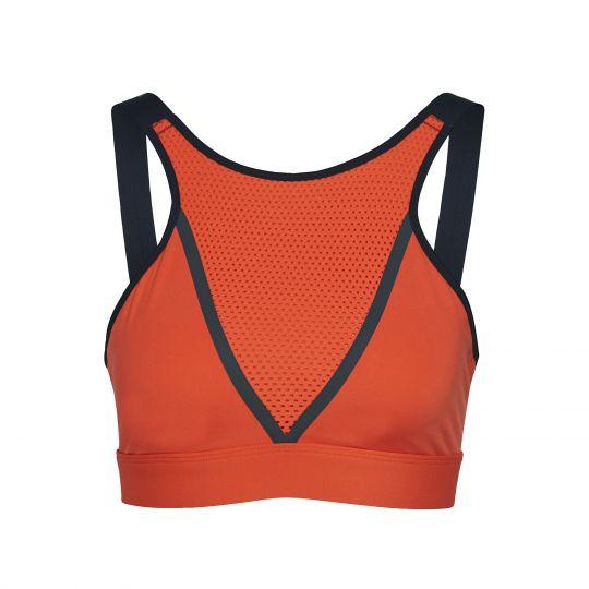adidas Karlie Kloss Medium-Support Beha Oranje