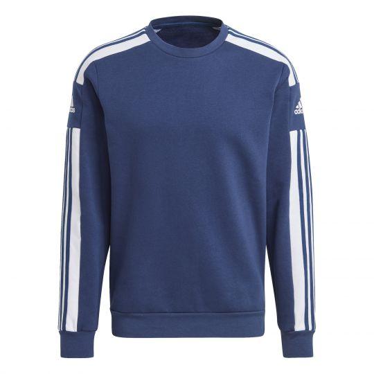 adidas Squadra 21 Crew Sweater Donkerblauw Wit