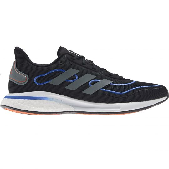 adidas Supernova Hardloopschoenen Zwart Blauw Blauw
