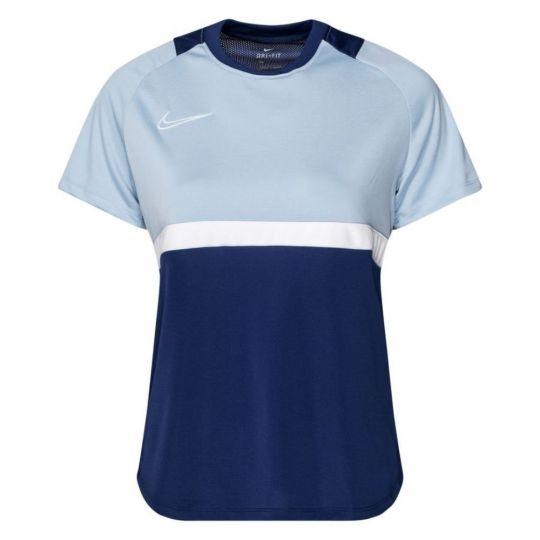 Nike Academy Pro Trainingsshirt Vrouwen Lichtblauw Donkerblauw