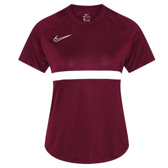 Nike Academy Pro Trainingsshirt Vrouwen Donkerrood