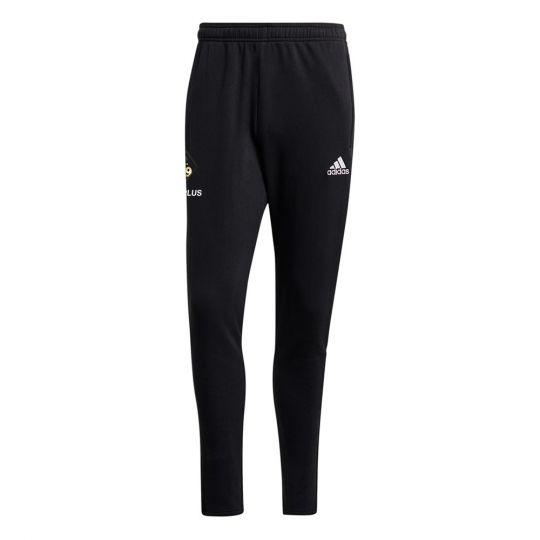 adidas Team 39 Joggingbroek Zwart Wit