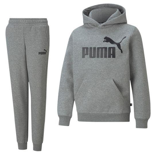 Puma Essential Trainingspak Kids Grijs