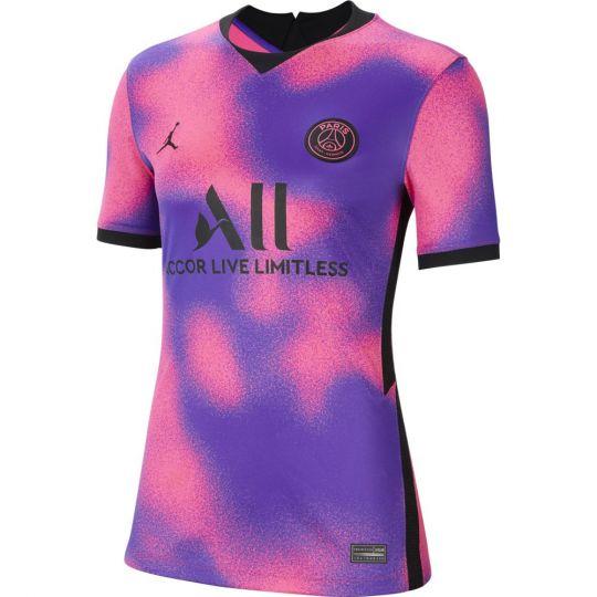 Nike Paris Saint Germain 4th Voetbalshirt 2020-2021 Vrouwen