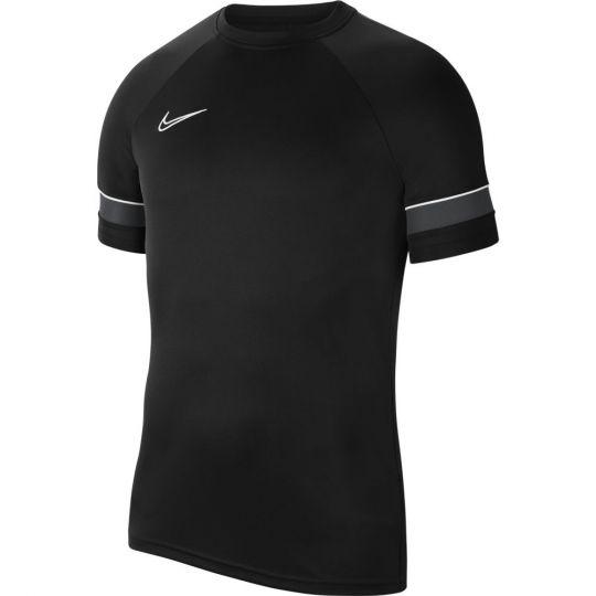 Nike Academy 21 Trainingsshirt Dri-FIT Zwart Zwart