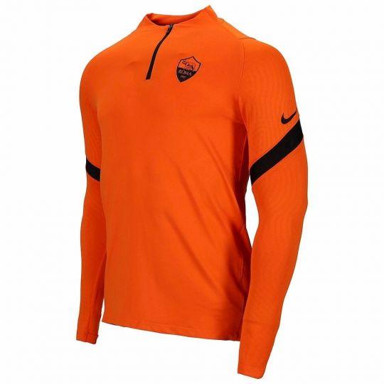 Nike AS Roma Dry Strike Trainingstrui 2020-2021 Kids Oranje