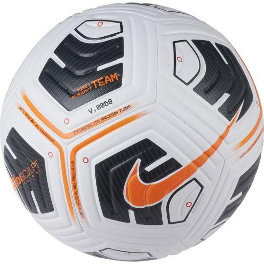 Nike Academy Team Voetbal Wit Blauw