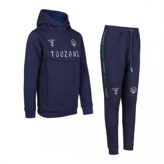 TOUZANI TZ Goals Trainingspak Kids Navy Blazer