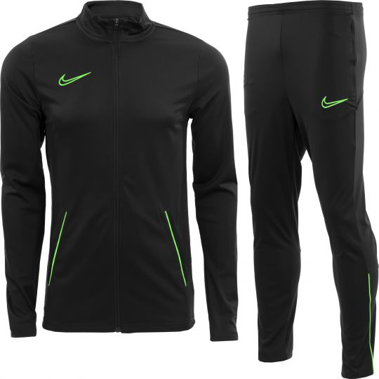 Nike Dri-FIT Academy 21 Trainingspak Zwart Groen