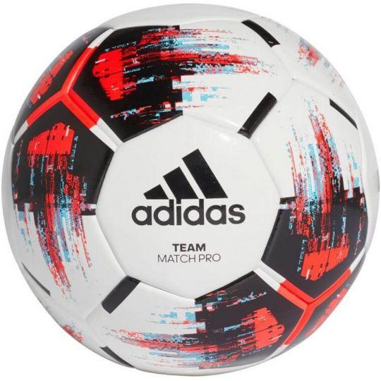 adidas Team Match Voetbal maat 5 Wit Zwart Rood