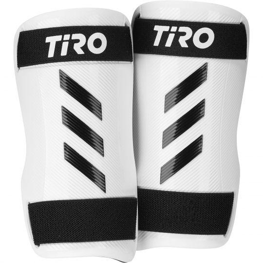 adidas Tiro Training Scheenbeschermers Zwart Wit