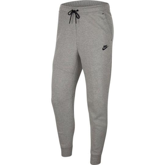 Nike Tech Fleece Broek Grijs Zwart