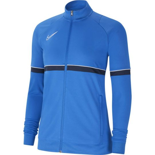 Nike Academy 21 Trainingsjack Dri-Fit Vrouwen Royal Blauw