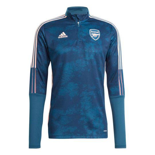 adidas Arsenal AOP Trainingstrui 2021 Donkerblauw Roze