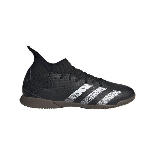 adidas Predator Freak.3 Zaalvoetbalschoenen (IN) Kids Zwart Wit