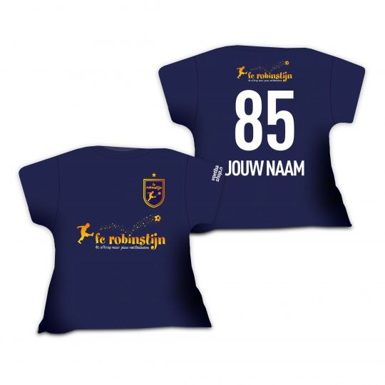 FC Robinstijn Shirtkussen Gepersonaliseerd