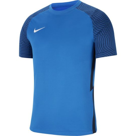 Nike Strike II Voetbalshirt Dri-FIT Royal Blauw