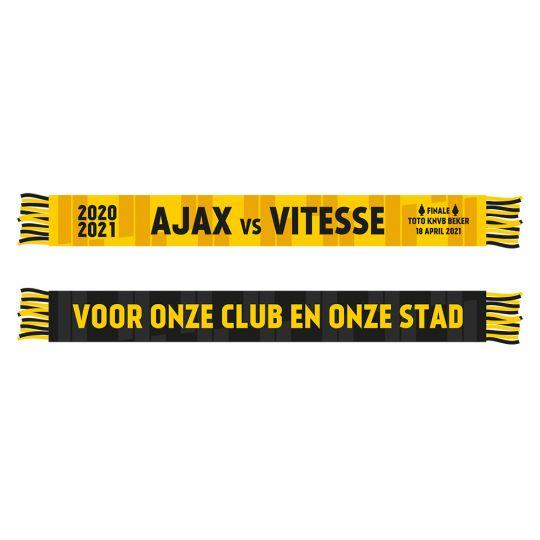 Vitesse Bekerfinale Sjaal (Gebreid)