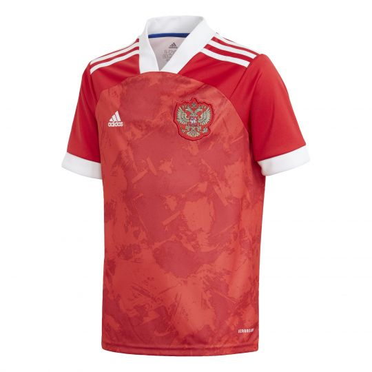 adidas Rusland Thuisshirt 2020-2022 Kids