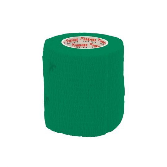 Premier Pro-Wrap Sokkentape 5.0cm Groen