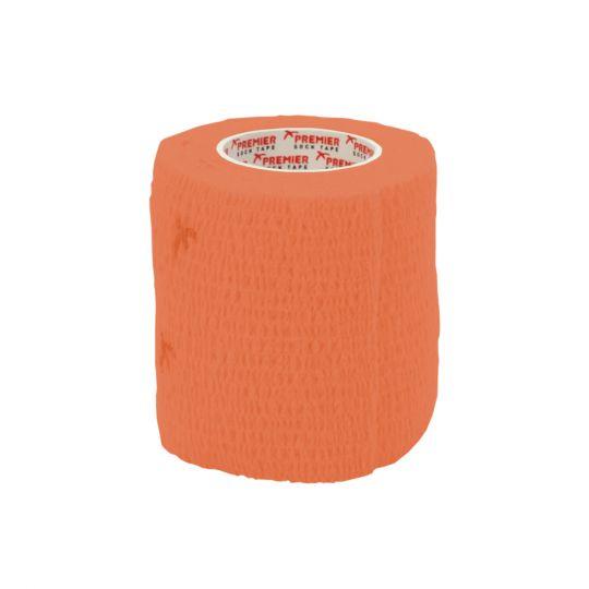 Premier Pro-Wrap Sokkentape 5.0cm Oranje