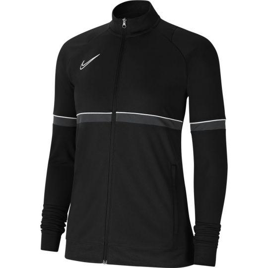 Nike Academy 21 Trainingsjack Dri-Fit Vrouwen Zwart Wit Antraciet