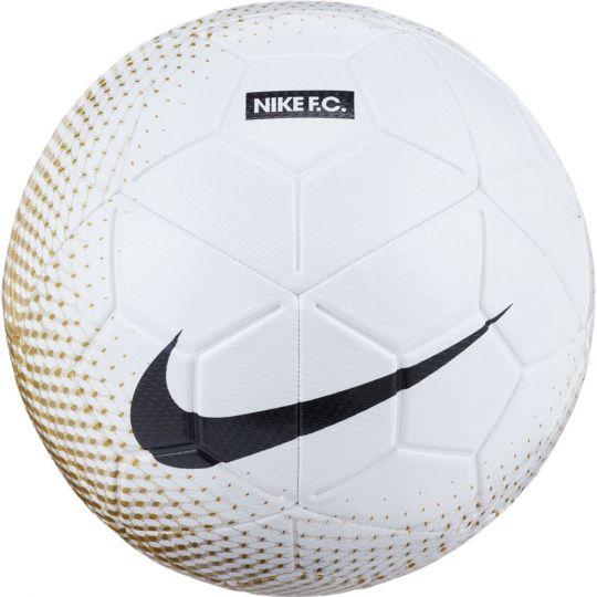 Nike Airlock Street X Straatvoetbal Maat 5 Wit Goud Zwart