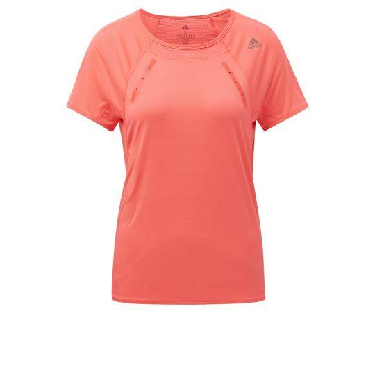 adidas Heat.Rdy Trainingsshirt Dames Roze