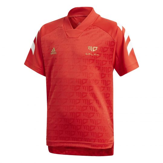 adidas Salah Football-Inspired Shirt Kids Rood