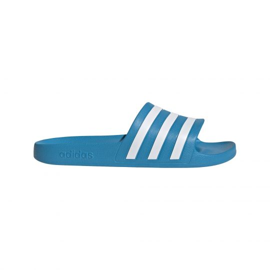 adidas Adilette Aqua Slippers Blauw Wit